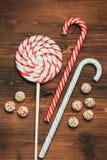 Lollipop candy Stock Photo