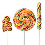 Lollipop colorido Foto de archivo