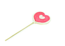 Lollipop colorido Foto de Stock Royalty Free