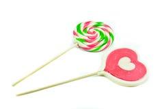 Lollipop colorido Foto de Stock