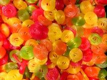 Lollipop colorido Imágenes de archivo libres de regalías