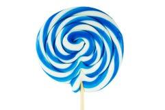 Lollipop colorido aislado fotos de archivo