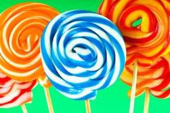 Lollipop Colourful Immagine Stock Libera da Diritti