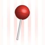 Lollipop do vetor Imagem de Stock Royalty Free