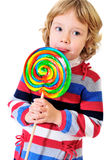 Lollipop grande Foto de Stock Royalty Free