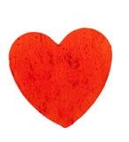 Lollipop heart sweetmeat Stock Photos