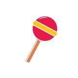 Lollipop icon  Royalty Free Stock Photo