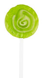 Lollipop isolated on white. Background stock image