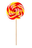 Lollipop isolated on white Stock Image