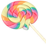 Lollipop isolated on a white background. 3d illustration Royalty Free Stock Image