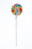 Lollipop. Isolated on white bg Royalty Free Stock Image