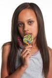Lollipop redondo fotos de stock royalty free