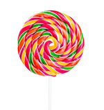 Lollipop on a stick Royalty Free Stock Photos