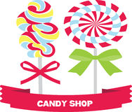 Lollipop,sweet,candy Royalty Free Stock Photo