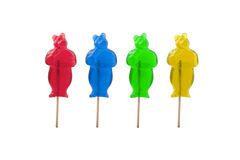 Lollipop sweetmeat Royalty Free Stock Photos