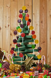 Lollipop Tree Royalty Free Stock Photography