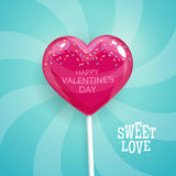 Lollipop vector illustration Stock Photos