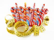 lollipops μετρητής Στοκ εικόνα με δικαίωμα ελεύθερης χρήσης