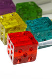 lollipops плашек colorfull Стоковое Изображение RF