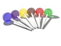 Lollipops Immagine Stock