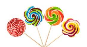 lollipops royalty-vrije stock afbeeldingen
