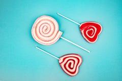 lollipops royalty-vrije stock foto's
