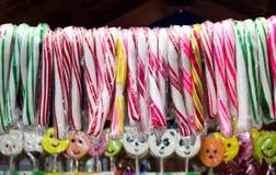 lollipops fotografia stock