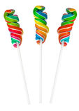 Lollipops Fotografie Stock
