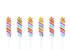 Lollipops Fotografia de Stock