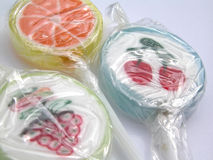 Lollipops Fotografia Stock