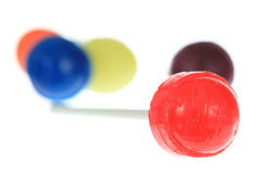 Lollipops Stock Image