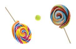 lollipops Стоковые Изображения RF