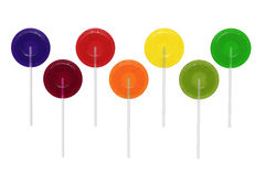 Lollipops Royalty Free Stock Image