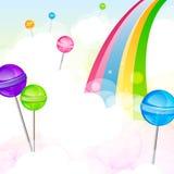 lollipops Стоковое Изображение RF