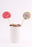 Lollipops Royalty Free Stock Photo