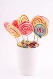 Lollipops Stock Image