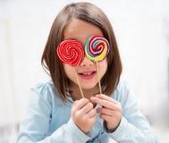 lollipops Fotos de archivo