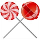 lollipops Fotos de Stock Royalty Free