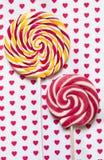 lollipops Fotografia Stock Libera da Diritti