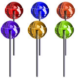 lollipops Foto de archivo libre de regalías