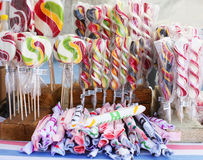 Lollipops Stock Photography