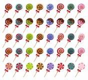 lollipops Royalty-vrije Stock Fotografie