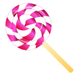 Lollipops background Stock Photography