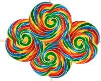 Lollipops stock illustration