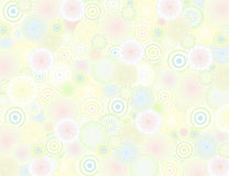 Lollipops pattern Stock Photography