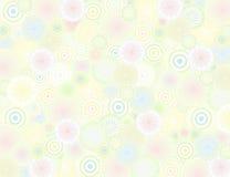 Lollipops pattern Stock Photography