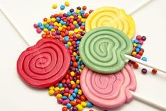 Lollipops Stock Photography