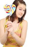 Lolly Stock Foto