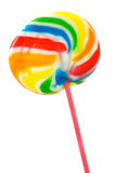 Lolly Pops. Isolated against a white background Royalty Free Stock Images