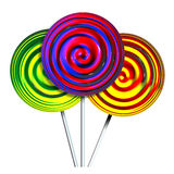 Lollypops Stock Image